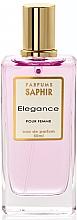 Parfüm, Parfüméria, kozmetikum Saphir Parfums Elegance - Eau De Parfum