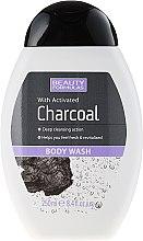 Parfüm, Parfüméria, kozmetikum Tusfürdő aktív szénnel - Beauty Formulas Charcoal With Activated Body Wash