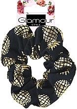 Parfüm, Parfüméria, kozmetikum Hajgumi, 417609, arany feketével - Glamour