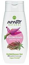 Parfüm, Parfüméria, kozmetikum Tusfürdő - Apart Natural Superfoods Banana Flower and Hemp