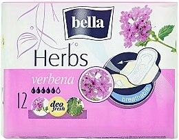 Parfüm, Parfüméria, kozmetikum Egészségügyi betét Panty Herbs Verbena, 12db - Bella