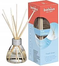 "Parfüm, Parfüméria, kozmetikum Aromadiffuzór ""Frissen mosott ruha"" - Bolsius Fragrance Diffuser True Freshness"