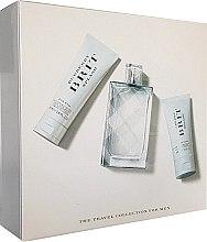 Parfüm, Parfüméria, kozmetikum Burberry Brit Splash for Men - Szett (edt/100ml + b/lot/75ml + sh/gel/50ml)