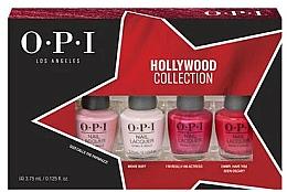 Parfüm, Parfüméria, kozmetikum Készlet - O.P.I. Hollywood Collection Nail Lacquer Set