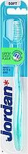 Parfüm, Parfüméria, kozmetikum Fogkefe lágy Target, zöld - Jordan Target Teeth & Gums Soft