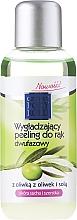 """Parfüm, Parfüméria, kozmetikum Kétfázisú peeling kézre """"Olíva"""" - Cztery Pory Roku Olive Hand Two-Phase Peeling"""