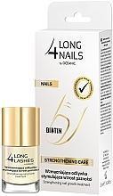 Parfüm, Parfüméria, kozmetikum Körömápoló szérum - Long4Lashes Intensive Strenghtening Nail Serum