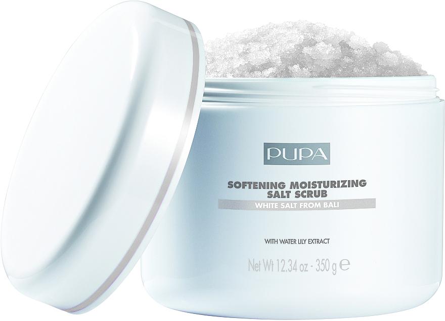 Hidratáló testradír-só - Pupa Home Spa Reshaping Salt Scrub