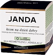 Parfüm, Parfüméria, kozmetikum Nappali krém kuperózis ellen - Janda