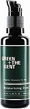 Parfüm, Parfüméria, kozmetikum Hidratáló krém - Green + The Gent Moisturizing Cream