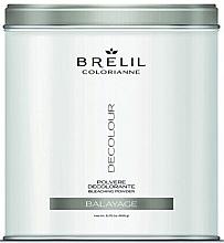 Parfüm, Parfüméria, kozmetikum Színt neutralizáló púder - Brelil Colorianne Prestige Decolorante Balayage Bleaching Powder
