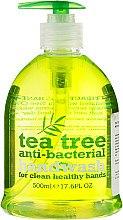 Parfüm, Parfüméria, kozmetikum Antibakteriális folyékony szappan kézre - Xpel Marketing Ltd Tea Tree Anti-Bacterial Handwash