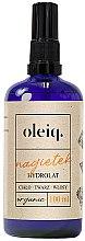 Parfüm, Parfüméria, kozmetikum Körömvirág hidrolát arcra, testre és hajra - Oleiq Hydrolat Calendula