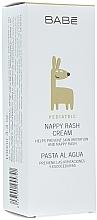 Parfüm, Parfüméria, kozmetikum Hidratáló és védő popsikrém gyerekeknek - Babe Laboratorios Nappy Rash Cream