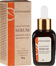 Parfüm, Parfüméria, kozmetikum Kétfázisú világosító szérum - Bosphaera Serum