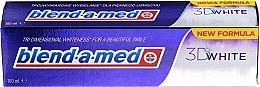 """Parfüm, Parfüméria, kozmetikum Fogkrém """"3D White"""" - Blend-a-med 3D White Toothpaste"""