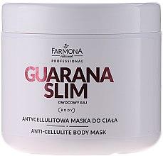 Parfüm, Parfüméria, kozmetikum Anti-cellulit maszk - Farmona Mask