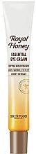 Parfüm, Parfüméria, kozmetikum Szemkörnyákápoló krém - Skinfood Royal Honey Essential Eye Cream