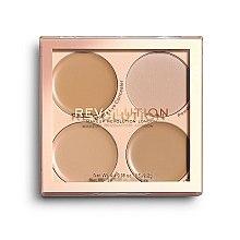 Parfüm, Parfüméria, kozmetikum Smink paletta - Makeup Revolution Base