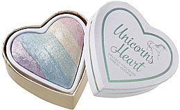 Parfüm, Parfüméria, kozmetikum Highlighter - I Heart Revolution Unicorns Heart