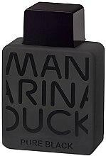 Parfüm, Parfüméria, kozmetikum Mandarina Duck Pure Black - Eau De Toilette (teszter kupakkal)