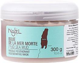 Parfüm, Parfüméria, kozmetikum Holt tengeri iszap - Najel Dead Sea Mud