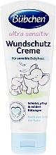 Parfüm, Parfüméria, kozmetikum Bőrvédő krém - Bubchen Ultra Sensitiv Wundschutz Creme