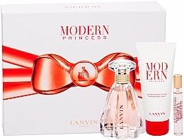 Parfüm, Parfüméria, kozmetikum Lanvin Modern Princess - Készlet (edp/90ml + b/milk/100ml+edp/mini/7.5ml)