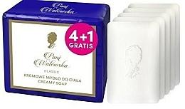 Parfüm, Parfüméria, kozmetikum Krém-szappan - Pani Walewska Classic Creamy Soap