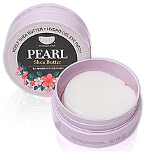 Parfüm, Parfüméria, kozmetikum Hidrogél szemtapasz gyönggyel és shea vajjal - Petitfee & Koelf Pearl & Shea Butter Eye Patch