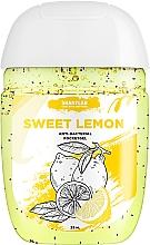 """Parfüm, Parfüméria, kozmetikum Kézfertőtlenítő """"Sweet Lemon"""" - SHAKYLAB Anti-Bacterial Pocket Gel"""