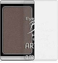 Parfüm, Parfüméria, kozmetikum Szemöldök púder - Artdeco Eye brow Powder