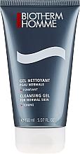 Parfüm, Parfüméria, kozmetikum Arctisztító és tonizáló gél normál bőrre - Biotherm Homme Gel Nettoyant
