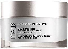 Parfüm, Parfüméria, kozmetikum Nyak- és dekoltázskrém - Matis Reponse Intensive Restructuring & Firming Cream