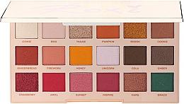 Parfüm, Parfüméria, kozmetikum Szemhéjfesték paletta - Makeup Revolution X Roxxsaurus Roxi Eye Shadow Palette