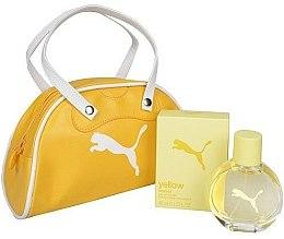 Parfüm, Parfüméria, kozmetikum Puma Yellow Woman - Szett (edt 40ml + bag)