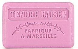 "Parfüm, Parfüméria, kozmetikum Marseillaise szappan ""Érzéki csók"" - Foufour Savonnette Marseillaise Tendre Baiser"