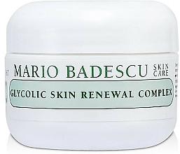 Parfüm, Parfüméria, kozmetikum Revitalizáló arckrém - Mario Badescu Glycolic Skin Renewal Complex