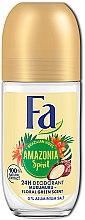 Parfüm, Parfüméria, kozmetikum Ipanema Nights golyós dezodor - Fa Amazonia Spirit Deo Roll On