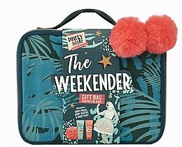 Parfüm, Parfüméria, kozmetikum Szett - Dirty Works The Weekender Gift Bag (sh/gel/200ml + b/lot/200ml + acc)