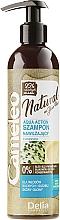Parfüm, Parfüméria, kozmetikum Sampon chia olajjal - Delia Cameleo Natural On Your Hair Aqua Action Shampoo