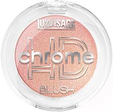 Parfüm, Parfüméria, kozmetikum Arcpirosító - Luxvisage HD Chrome Blush