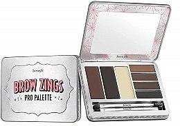 Parfüm, Parfüméria, kozmetikum Szemöldökformázó paletta - Benefit Brow Zings Pro Palette