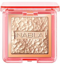 Parfüm, Parfüméria, kozmetikum Highlighter - Nabla Skin Glazing Highlighter