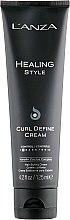 Parfüm, Parfüméria, kozmetikum Göndörítő krém - Lanza Healing Style Curl Define