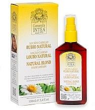 Parfüm, Parfüméria, kozmetikum Hajvilágosító lotion kamilla kivonattal - Intea Premium Natural Blonde Hair Lightening Lotion Wth Natural Camomile Extract