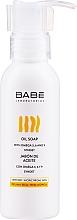 Parfüm, Parfüméria, kozmetikum Olajos folyékony szappan, bio - Babe Laboratorios Oil Soap Travel Size