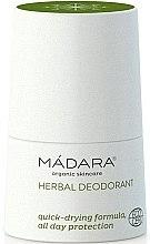 Parfüm, Parfüméria, kozmetikum Bio dezodor - Madara Cosmetics Herbal Deodorant