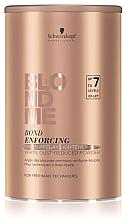 Parfüm, Parfüméria, kozmetikum Világosító agyag - Schwarzkopf Professional BlondMe Bond Enforcing Clay Lightener 7+