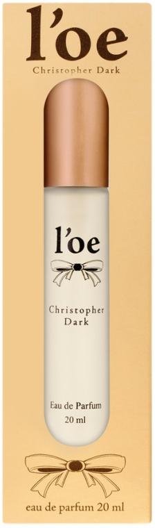 Christopher Dark L'oe - Eau De Parfum (mini)